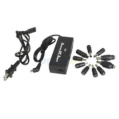 - 10tip Multi Notebook Universal Power Supply Cord Charger AC Adapter for Laptop