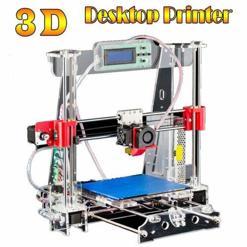 Tronxy P802M High Accuracy 3D Desktop Printer Prusa i3 DIY K