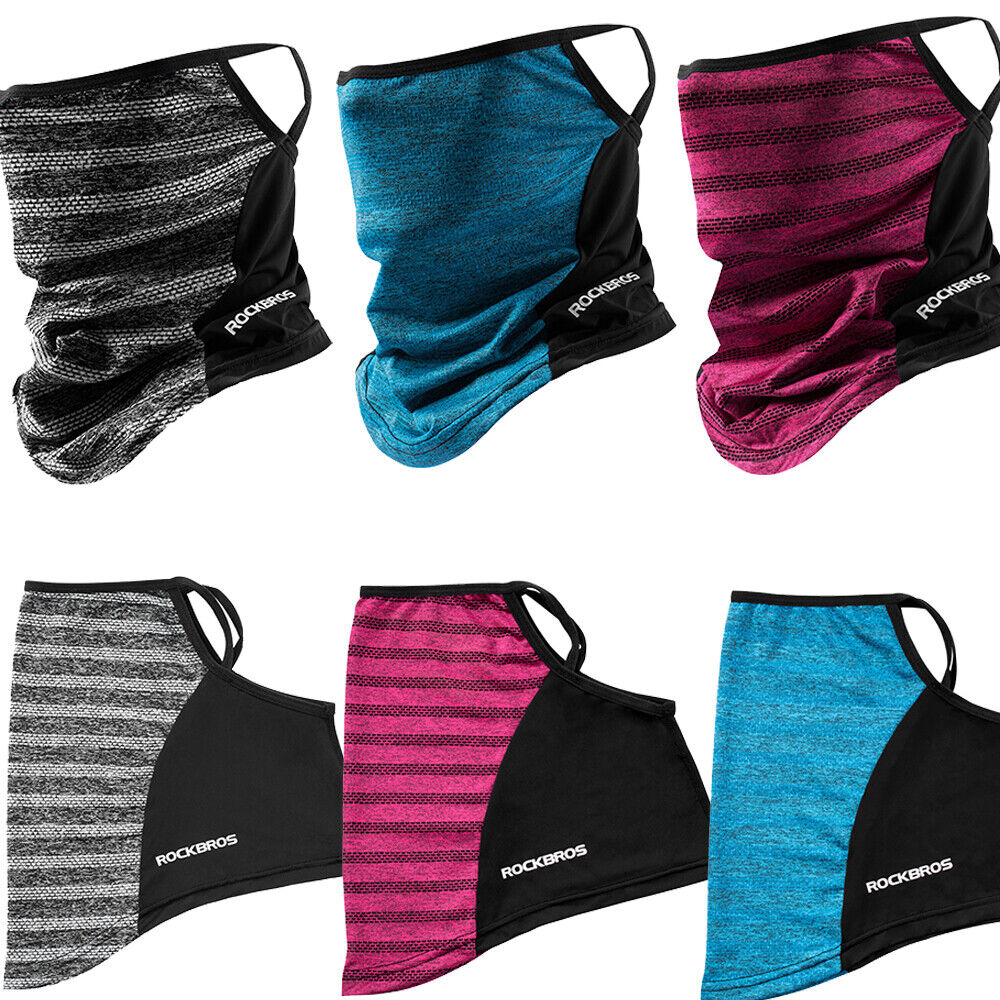 Cooling Neck Gaiter Summer Sun UV Protection Face Cover Balaclava Bandana Scarf Clothing, Shoes & Accessories