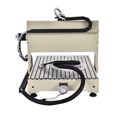 Usb 34 Axis 1.5kw Cnc 6040z Router Desktop Engraver Milling Drilling Machine Us