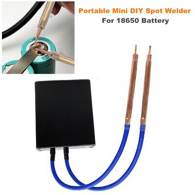 Portable Mini Diy Spot Welder Machine Welding Power Pen Kit For 18650 Battery