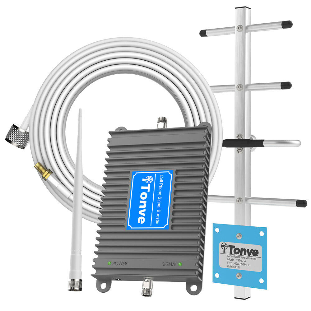 Cell Phone Signal Booster Home 4G Lte Repeater Booster for V