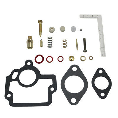 Complete Carburetor Repair Kit For Tractor Farmall H O4 W4