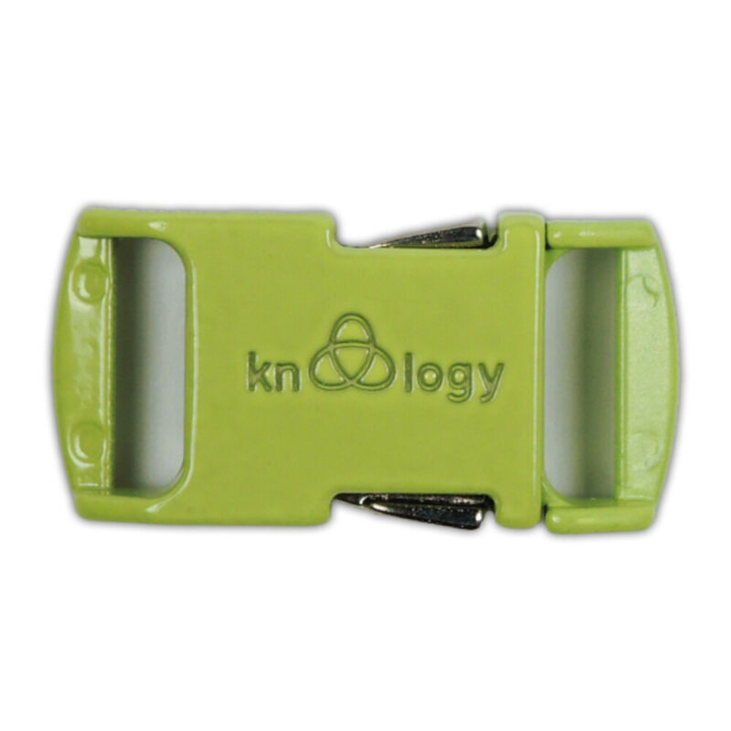 """Knottology 1//2/"""" Side Release Buckle for 550 Type III Mil Spec Paracord Bracelets"""