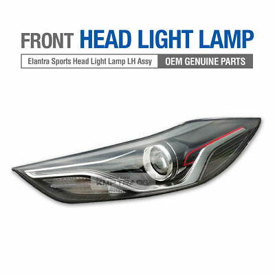 GENUINE Tucson 2016-18 Set Front Bumper Fog Lamps Light Trim Cover RIGHT /& LEFT