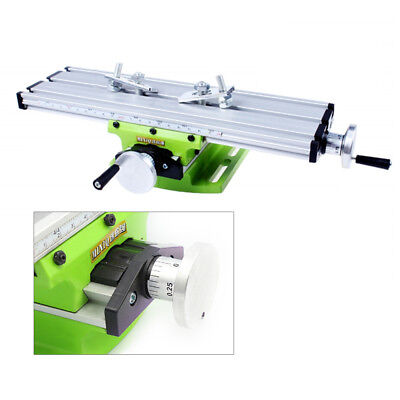 Worktable Milling Working Table Milling Machine Compound Drilling Vise Woodwork