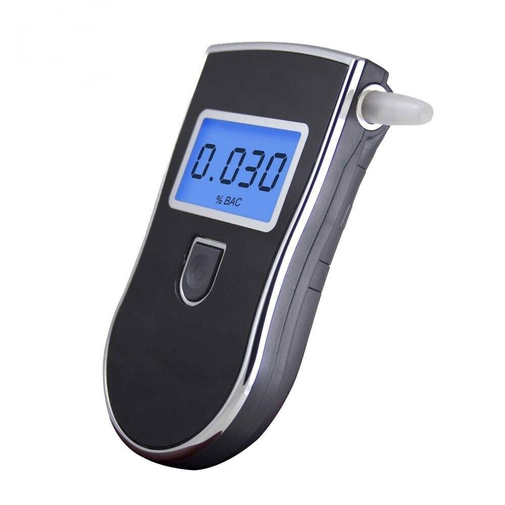 Professional Police Digital Breath Alcohol Tester Breathalyz