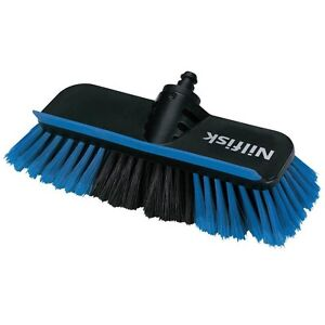 Geniune Nilfisk Alto Car Auto Brush With Window Squeegee Click & Clean 6411131