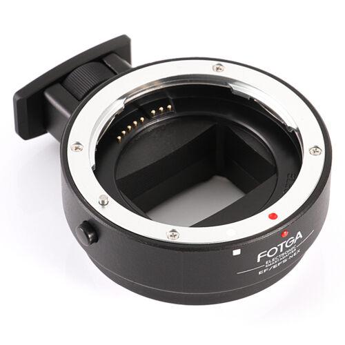 Fotga Auto Focus Af Canon Ef Ef-s EOS Lens to Sony NEX E Ful