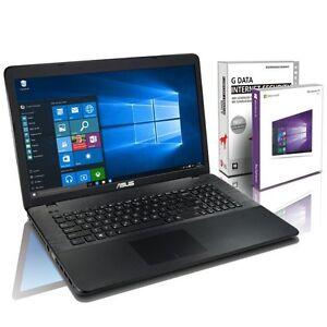ASUS F751MA (17,3 Zoll)Notebook Intel N2840, black, 1 TB,  8GB RAM, WIN 10 Pro