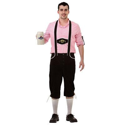Bavarian Bundhosen Halloween Costume for Men | Oktoberfest Dress Up](Halloween Dress Up For Man)