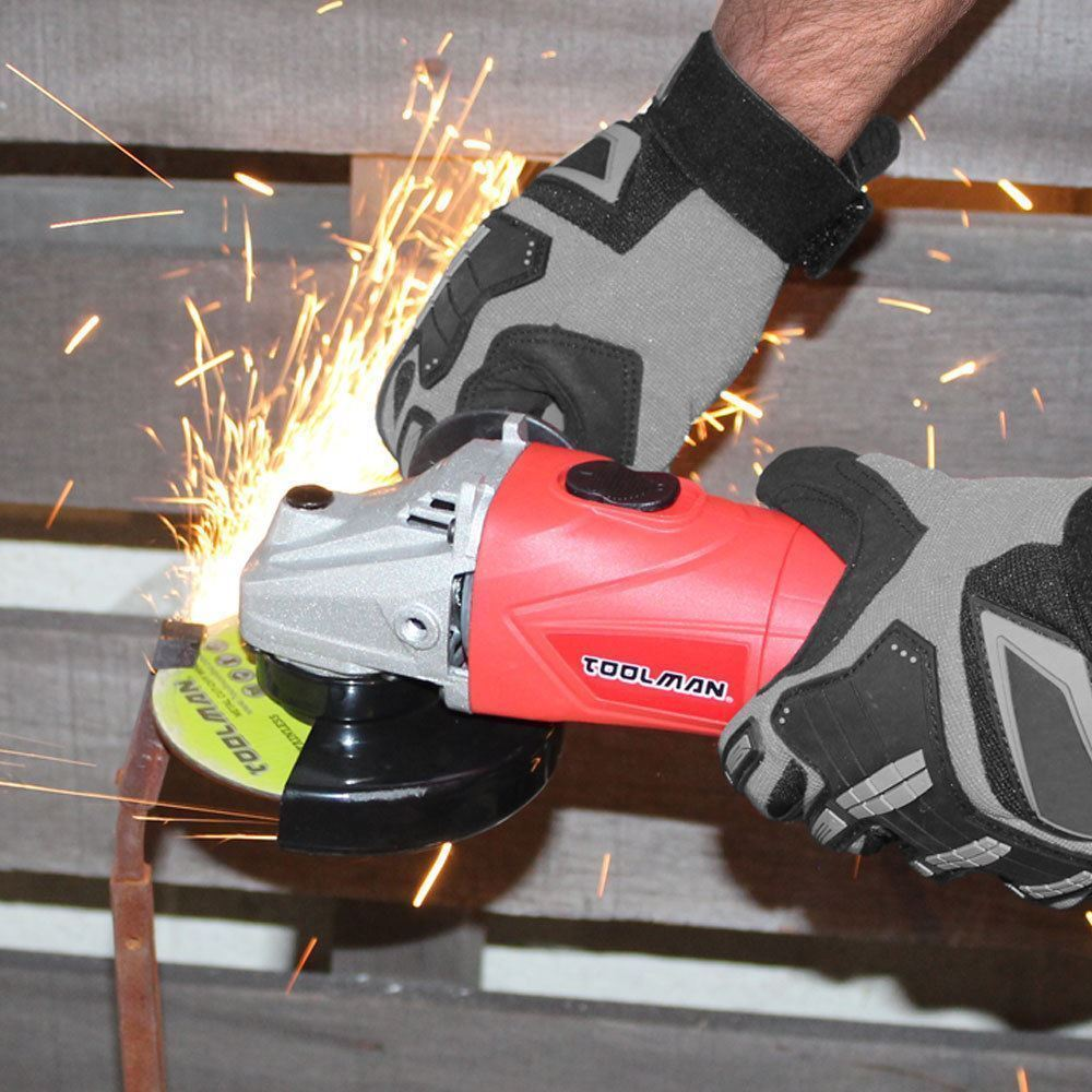 "New Toolman Heavy duty Cut Off Angle Grinder 4.5"" 4-1/2"" 115"