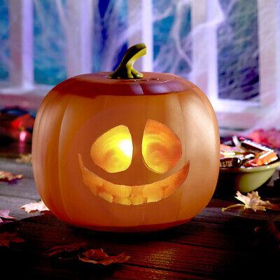 Halloween Talking Animated Pumpkin Mindscope jabberin Jack