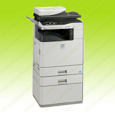 Sharp Mx B402sc Monochrome Letter Printer Copier Scanner All-in-one 40ppm