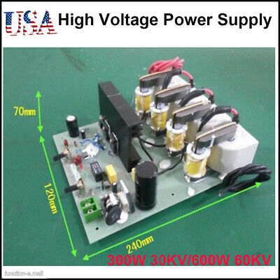 High Voltage Electrostatic Precipitator Power Supply With 300w400w600w 60kv Us