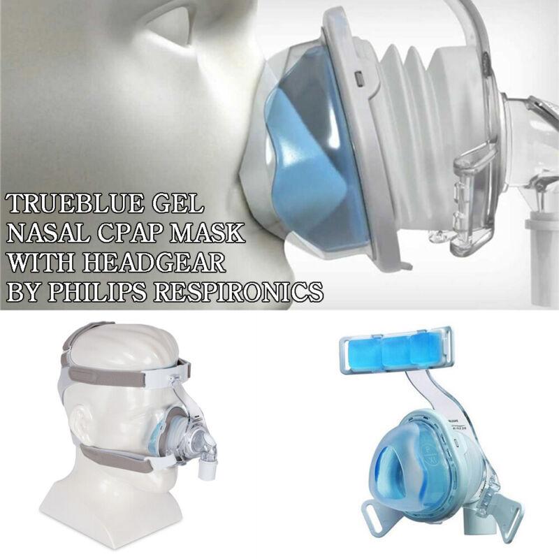 New Philips Respironics TrueBlue Gel Nasal Sleep Aids CPAP M