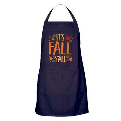 CafePress Its Fall Yall Kitchen Apron