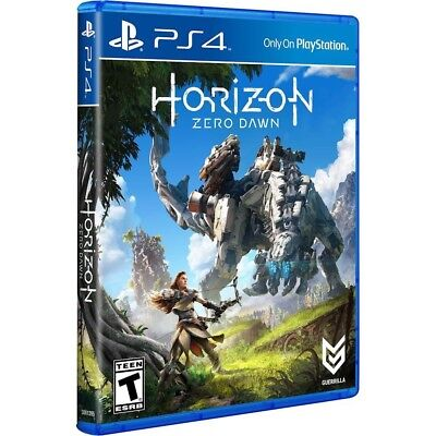 Horizon Zero Dawn For Ps4 Or Playstation 4 Pro Console Brand New Ships Fast