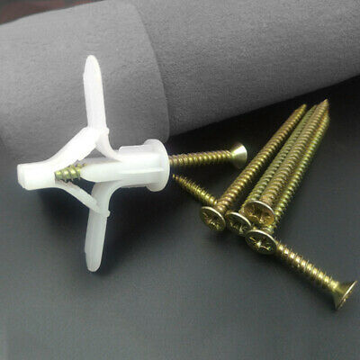 Drywall Anchor kit - Hollow Wall Anchors with Screws , for Drywall,Buildex,100 - Anchor Wall