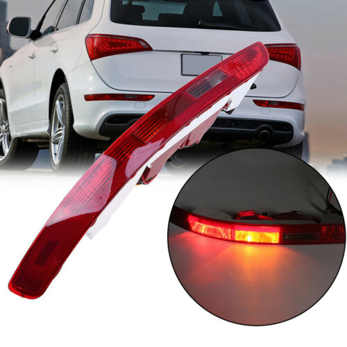 BEST QUALTIY Left Driver Rear Bumper Lower Tail Light Reverse Lamp for Audi Q5