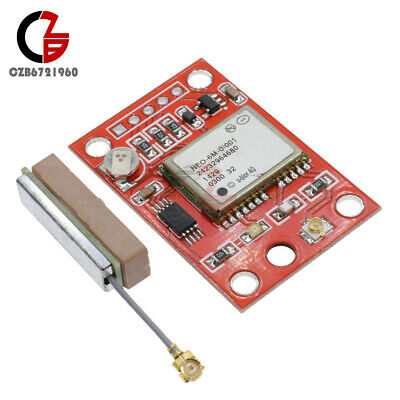Gyneo6mv2 Gps Neo-6m Gy-neo6mv2 Board Module With Antenna For Arduino