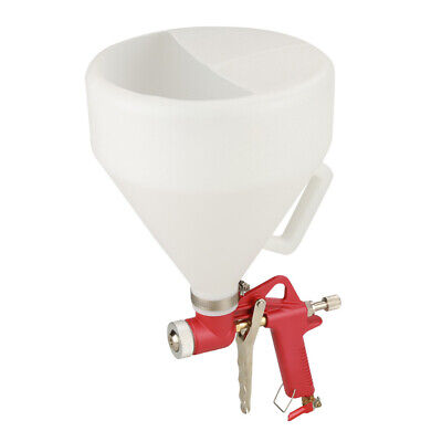 Ceiling Wall Texture Air Hopper Spray Gun Drywall Render Painting With 3 Nozzles