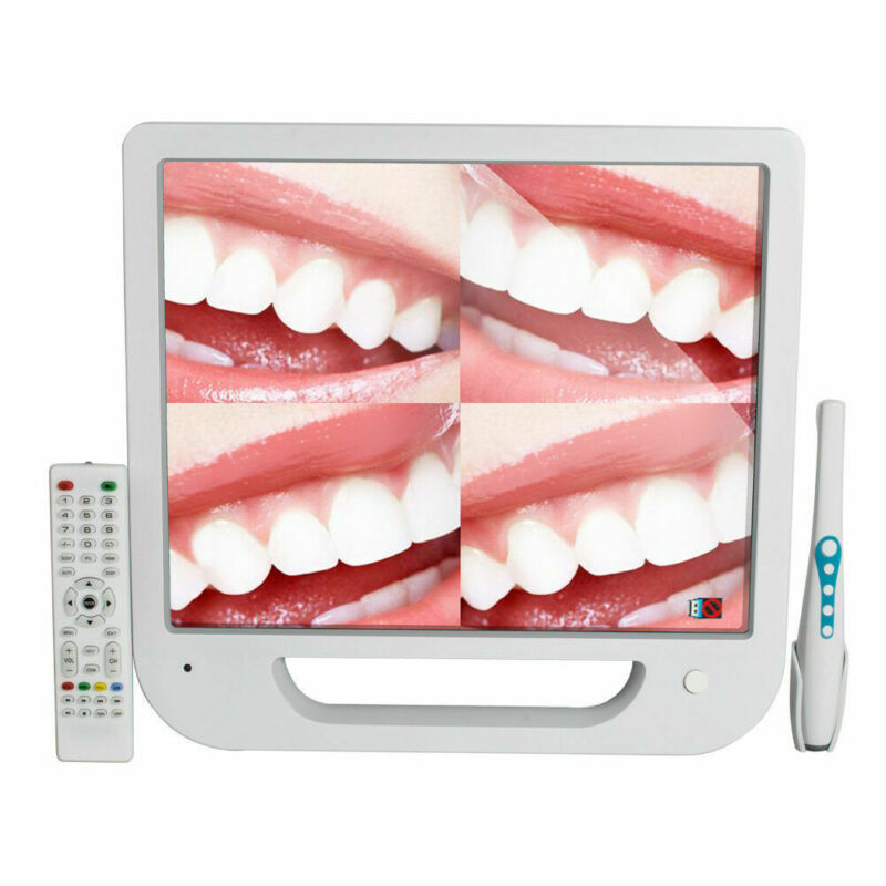 High-Definition Digital LCD AIO Monitor Dental Intra oral Camera 5Million Pixels