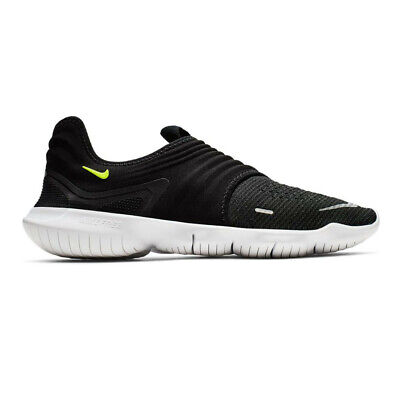NIKE FREE RN FLYKNIT 3.0 MENS TRAINERS SHOES RUNNING RUN UK 10.5 GYM - FREE POST