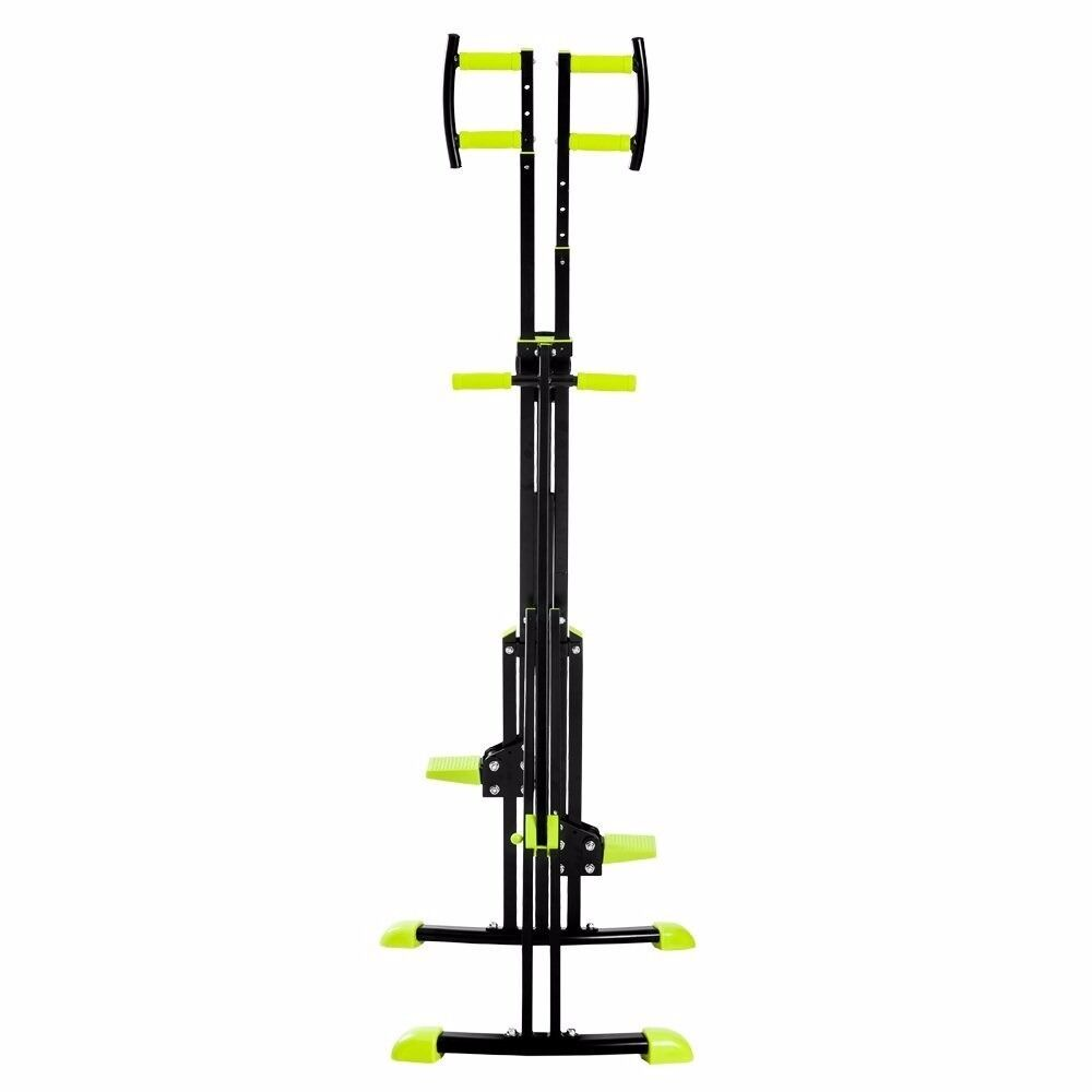 SALE! Unisex Vertical Climbing Fitness Machine (Joint Friendly Training, Easy to Storein Rugby, WarwickshireGumtree - • Engages all major muscle groups, burns calories and builds muscle in a simple and compact piece of equipment. • A great alternative to jogging, running or hiking, RB Climber works your entire body, sculpting leaner legs, toned arms, rock hard...
