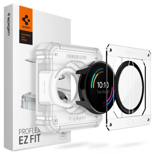 OnePlus Watch Screen Protector  Spigen ®[ ProFlex EZFIT ] Shockproof Slim 2 Pack