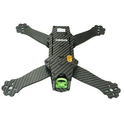 ARRIS C250 250mm Unmixed Carbon Fiber 250 Micro FPV RC Racing Quad Drone Frame Kit