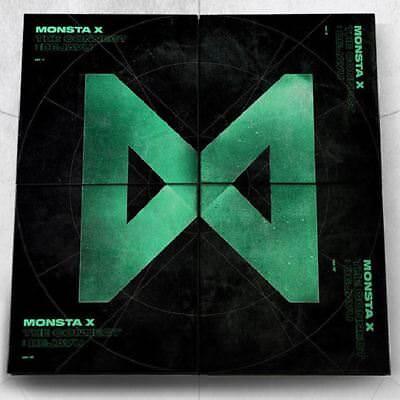 MONSTA X The Connect:Dejavu 6th Mini Album Random Ver CD+Booklet+Etc KPOP Sealed