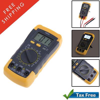 Best Digital Multimeter Voltmeter Fluke Volt Meter Tester Ohm Clamp Ac Dc Test