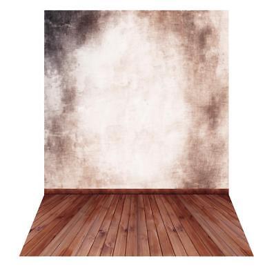 Andoer 1.5 * 2m Fotografie Hintergrund Weihnachtsgeschenk Stern Muster für B9Q6 ()