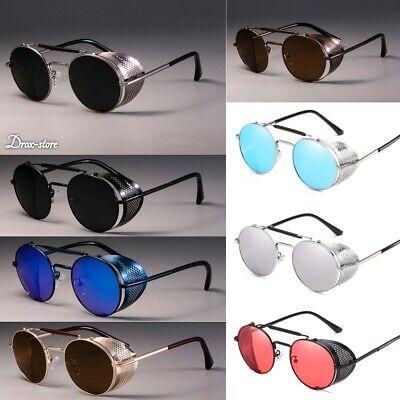 Steampunk Sunglasses Sarah Connor Terminator 2 Costume unisex Glasses 10 colors (Sarah Connor Glasses)