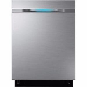Lave-vaisselle encastrable Acier inoxidable Samsung ( DW80J7550US )