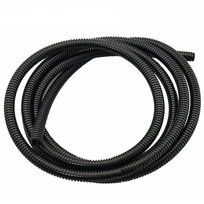 20' Feet 18MM Split Loom Wire Cable Flexible Tubing Wire Conduit Hose Car Sales