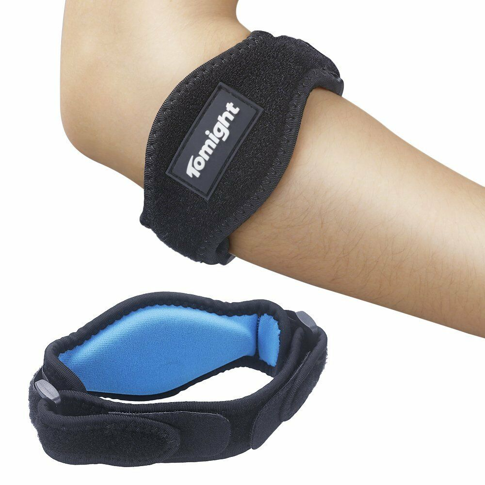 2 pack tennis elbow brace with compression
