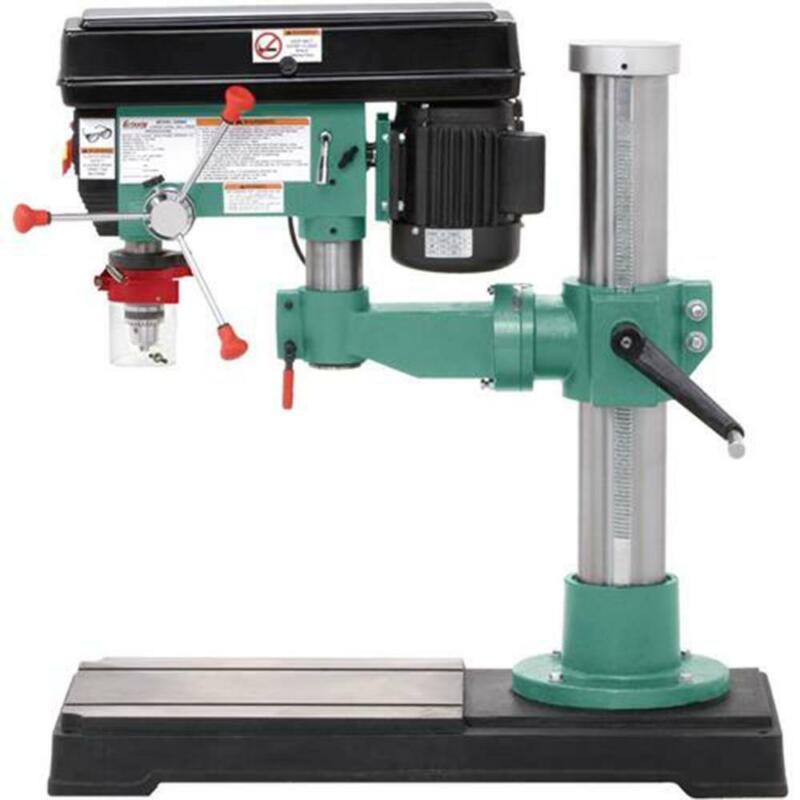Grizzly G9969 110V/220V Radial Drill Press