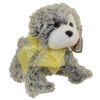 TY Beanie Baby - RAMBLE the Dog   -MWMTs Stuffed Toy