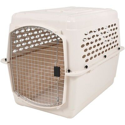 Airline Approved Dog Kennel Pet Carrier Extra Large Travel Crate Housebreaking