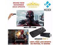 Fully loaded New Firestick KODI MOBDRO Watch 1000s films/shows FREE!!