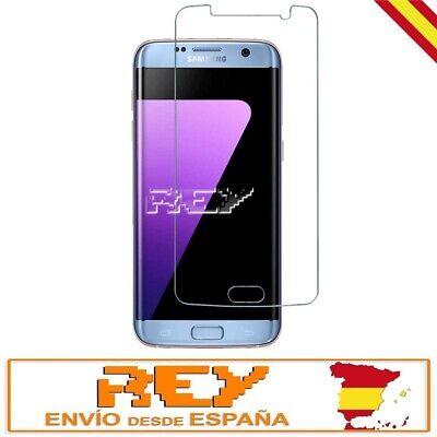 Protector Pantalla SAMSUNG GALAXY S7 EDGE Cristal Templado Vidrio Premium p457