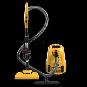 Pro Power Team Canister Vacuum With Full Size Power Nozzle