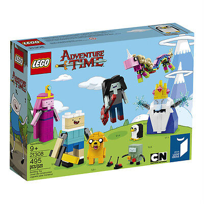 LEGO Adventure Time Set 21308 LEGO Ideas #016