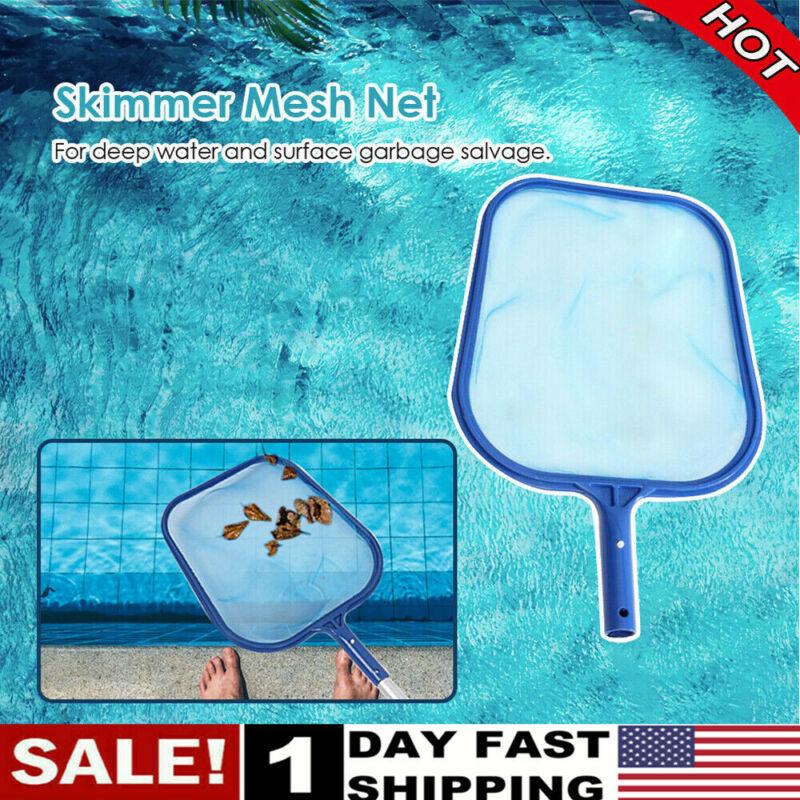 Swimming Pool Leaf Skimmer Rake Net Hot Tub Spa Cleaning,Leaves Mesh Tools Clean