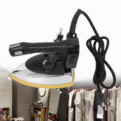 1000W Steam Iron Industrial Gravity Feed Commercial Steam Ir