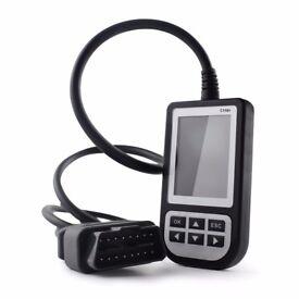 BMW/MINI OBD2 OBDII Car ECU /Airbag/ABS/SRS Fault Code Diagnostic Scanner Version 4.8