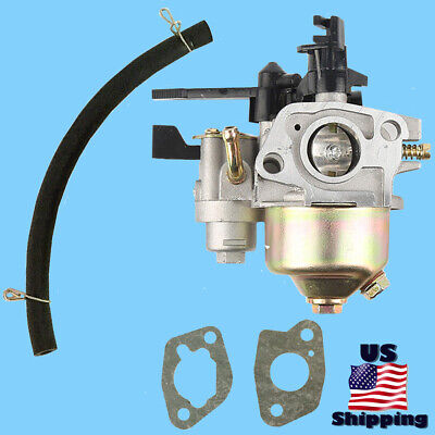 Champion Cpe Carburetor W Shutoff For Water Pump Pressure Washer Log Splitter