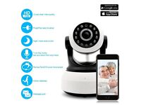 NEW HD 720 IP CCTV Security Camera Remote Pan Tilt Wifi Motion